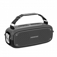 Bluetooth Hopestar A21 (Bluetooth,AUX,FM) серый 01