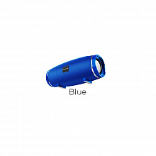 Bluethooth BOROFONE BR3 Rich Sound Sports (Bluethooth/USB/microSD/FM) синие 01